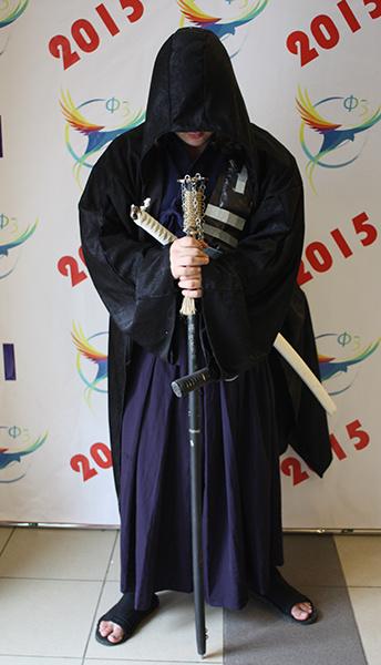 Японский черный маг, фестиваль фэнтези и фантастики