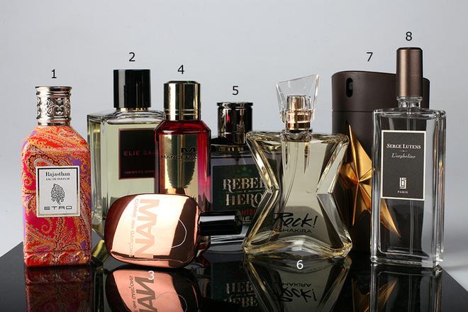 Восточные ароматы