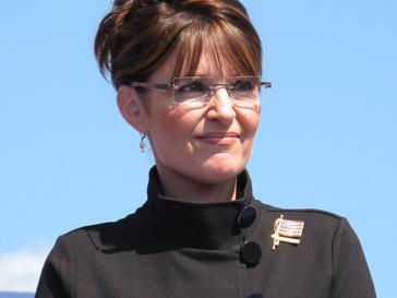 Бывший губернатор Аляски Сара Пейлин