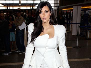 Занятия спортом Ким Кардашьян (Kim Kardashian) опасны для ее ребенка