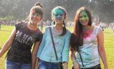 Фестиваль красок Холи в Казани: найди себя на фото!