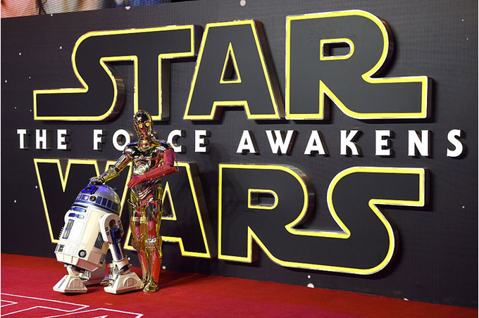 Название фильма «Звездные войны»