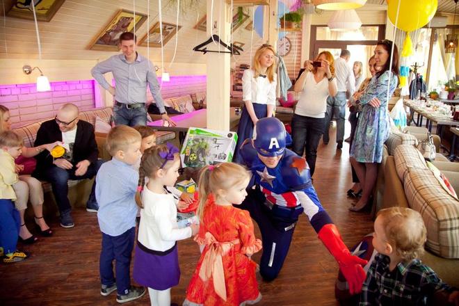 Нежный возраст: детские праздники в I Like Bar