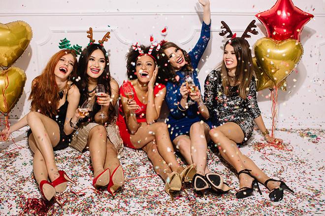 игры и конкурсы на Новый год