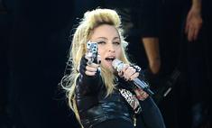 Мадонне запретили ездить с мигалкой в Москве