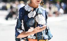 Street style на Неделе моды в Нью-Йорке: лучшее