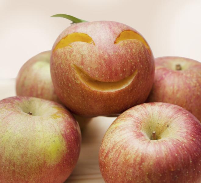 Яблочный спас в Рязани. Начинаем вкусную диету