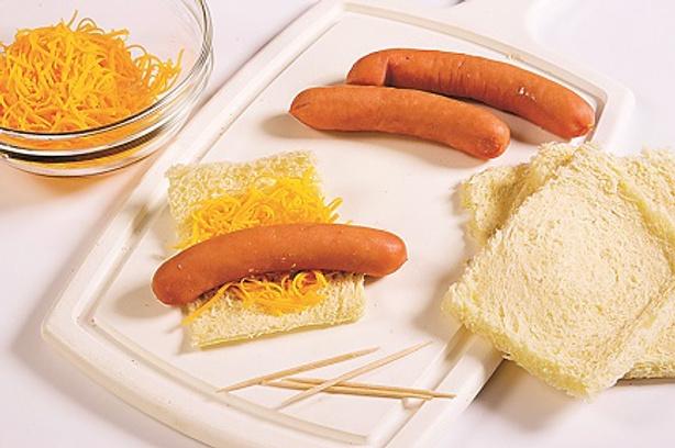 Блюда из сосисок
