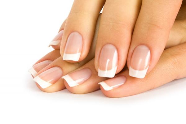 Снять гелевые ногти