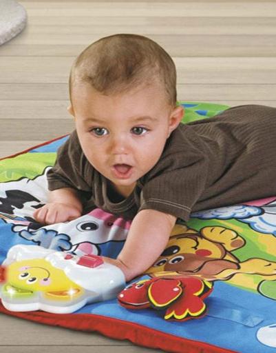 Поющий коврик для ребенка