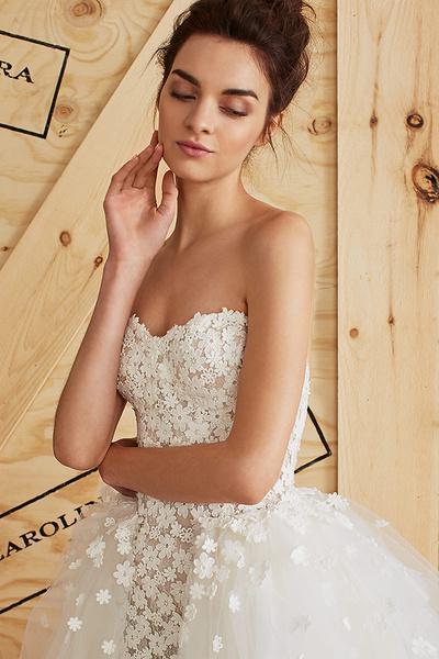Лучшие коллекции Недели свадебной моды   галерея [7] фото [1]