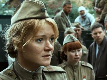 Кадр из фильма «Цитадель»