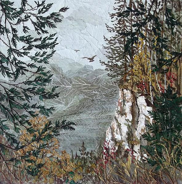 Картина Ольги Мезениной