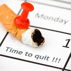 Бросить курить перед большим постом