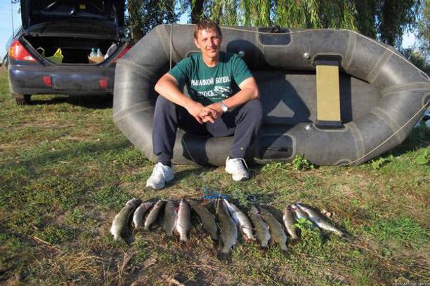 рыбалка в самарской области пруды
