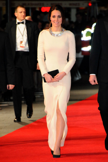 Кейт Миддлтон в 2013 году