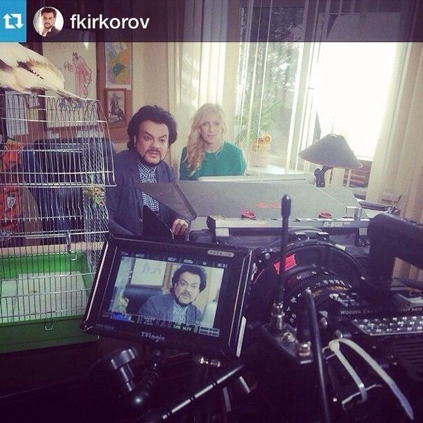 Филипп Киркоров снова стал отцом