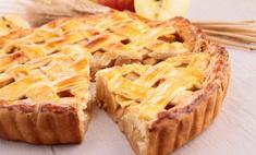 Домашний мясной пирог с овощами: тройное удовольствие