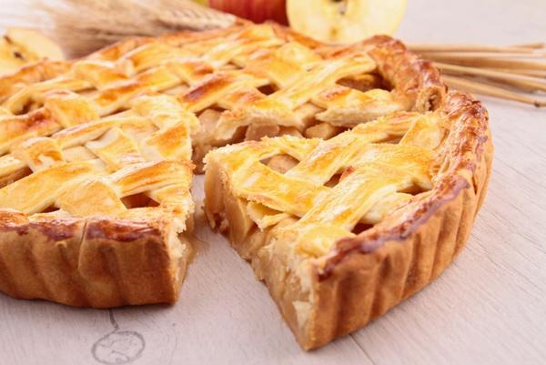 Рецепт пирога с овощами и мясом