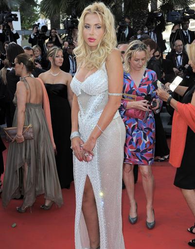 Валерия Марини на Каннском кинофестивале - 2011