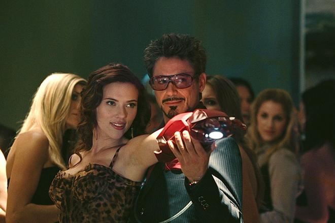 Черная вдова и Тони Старк обещают стать одной из самых красивых кинопар этого года.