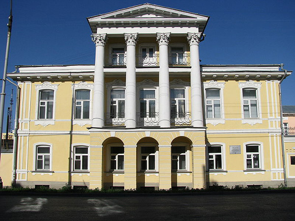 Усадьба Ошуркова