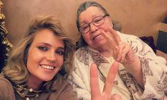 Глюк'оZа учится мудрости у бабушки