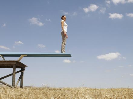 Как перестать бояться неудачи и полюбить риск?