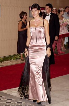 Моника Беллуччи, 2002 год