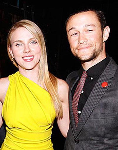 Скарлетт Йоханссон (Scarlett Johansson) и Джозеф Гордон-Льюитт (Joseph Gordon-Levitt)