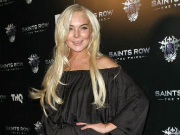 Линдсей Лохан (Lindsay Lohan) больше не может похвастаться белоснежной улыбкой