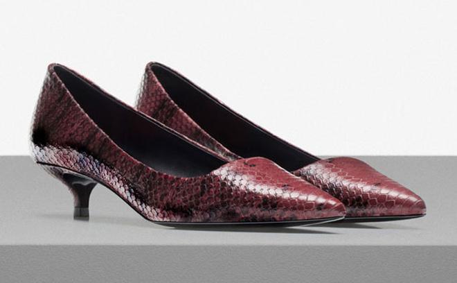 Туфли Uterque, 7590 р.