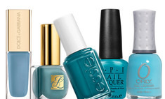 Лаки для ногтей: тренды весны-2012