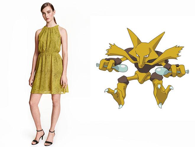 Pokemon Go в Ростове: модные образы в стиле покемонов