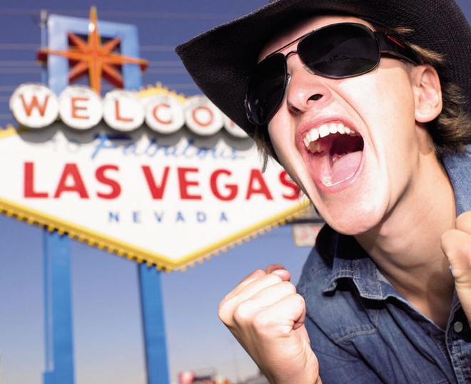 жизнь в Лас-Вегасе