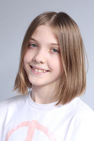 Нелли Скидина, «Топ модель по-детски-2016», фото