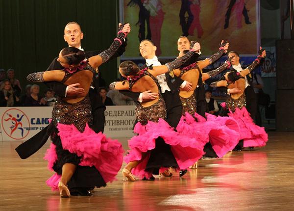 танцы формейшн, Тюмень, афиша 27-28 сентября 2014