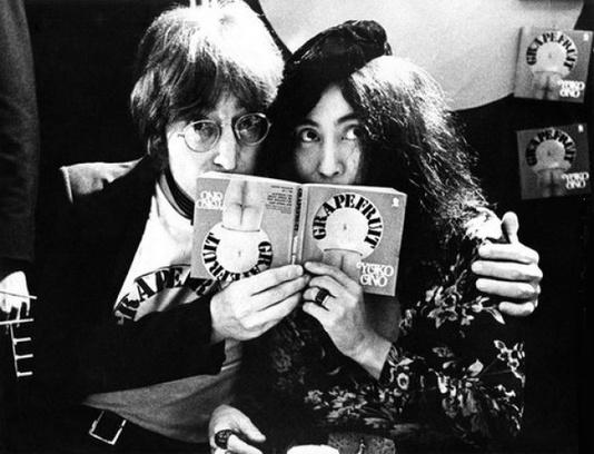 Джон Леннон Йоко Оно