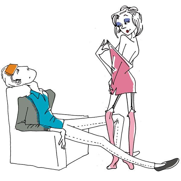 Сексуальное возбуждение гормоны