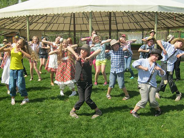 мюзикл «Том Сойер и его друзья», подготовка мюзикла «Том Сойер и его друзья»