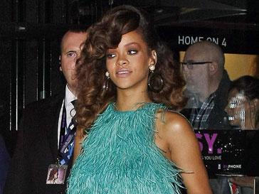 Рианна (Rihanna) снова в центре скандала