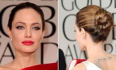 Golden Globe: лучший макияж и прически