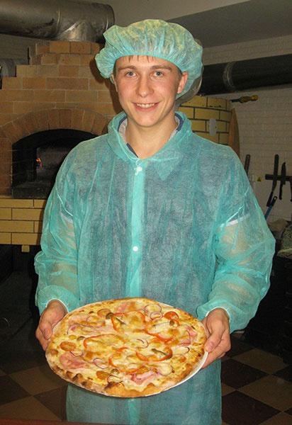 омск пицца
