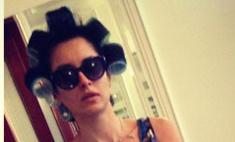 Тина Канделаки не успевает ходить в салоны красоты