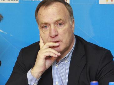 Тренер сборной россии по футболу