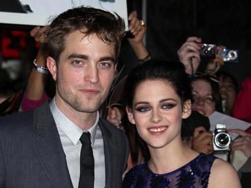 Роберт Паттинсон (Robert Pattinson) и Кристен Стюарт (Kristen Stewart)