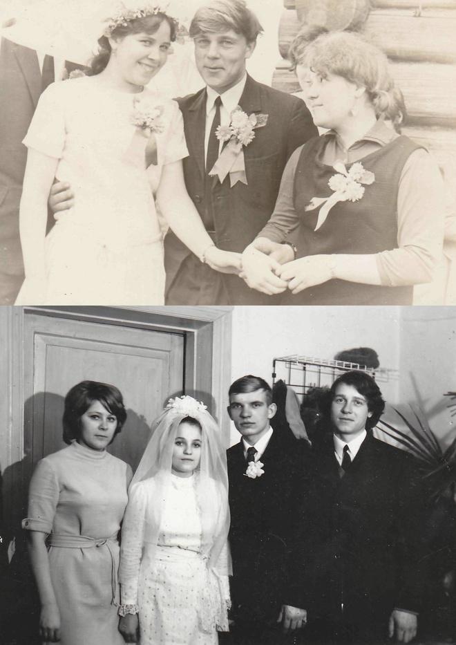 Свадьбы в СССР: как выглядели невесты