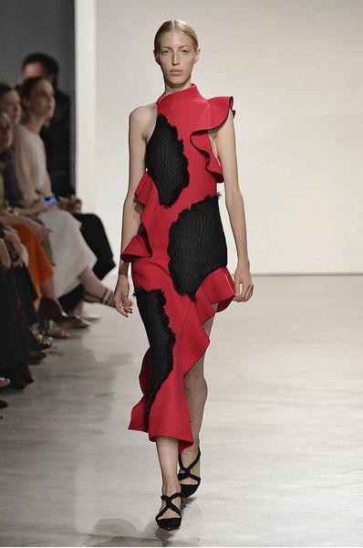 Неделя моды в Нью-Йорке: день девятый | галерея [4] фото [9]