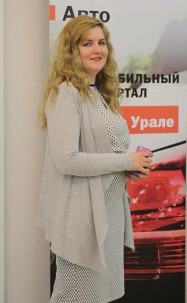 Мария Лунегова, фото