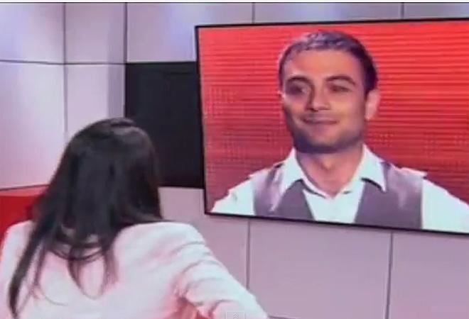 Рамин Альханский Голос-3 Первый канал